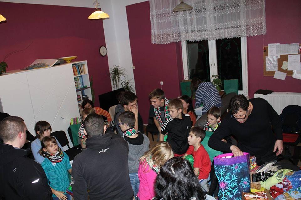 Odwiedziny Domu Dziecka W Bierutowie Oficjalna Strona