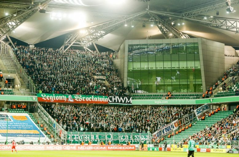 2 kwietnia 2016r. Legia Warszawa - Lechia Gdańsk 1-1.