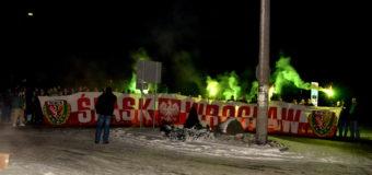 7.01.2017r. Częstochowa – IX Patriotyczna Pielgrzymka Kibiców