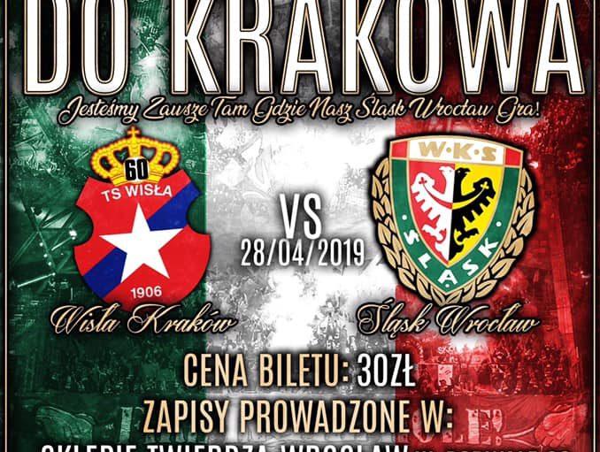Zapisy na wyjazd do Krakowa