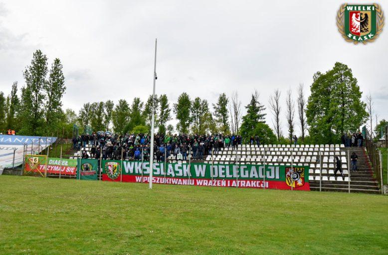 Zagłębie Sosnowiec - Śląsk Wrocław 2:4