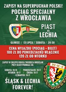 Superpuchar Polski Lechia - Piast
