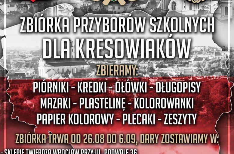 Zbiórka dla Kresowiaków