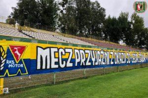 Mecz przyjaźni z okazji 30-lecia zgody Śląska i Motoru