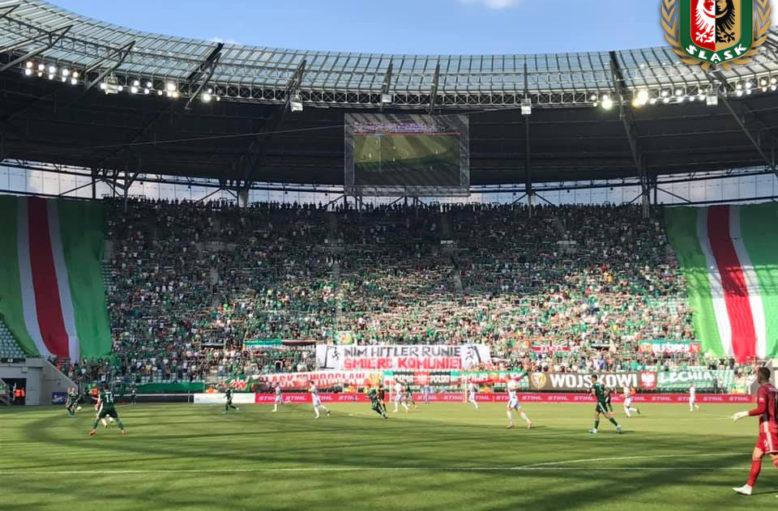 Śląsk Wrocław - Pogoń Szczecin 1:1