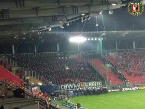 I runda PP: Widzew Łódź - Śląsk Wrocław 2:0