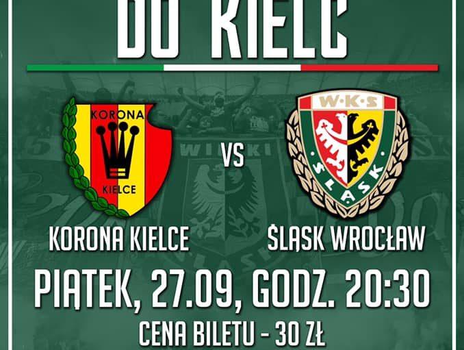 Zapisy na wyjazd do Kielc