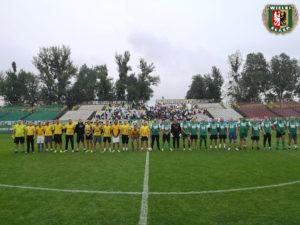 Mecz przyjaźni Śląsk - Motor