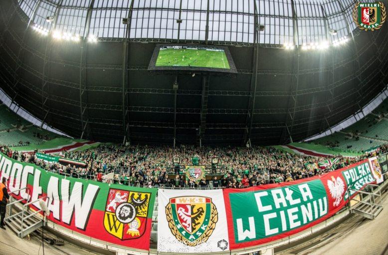27.10.2019 r. Śląsk Wrocław - Arka Gdynia