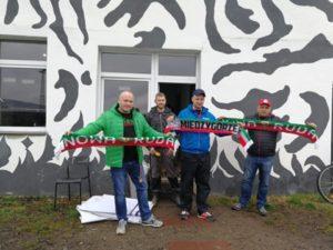 FC Nowa Ruda z wizytą w schronisku
