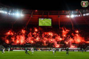 8.12.2019 r. Śląsk Wrocław - Legia Warszawa