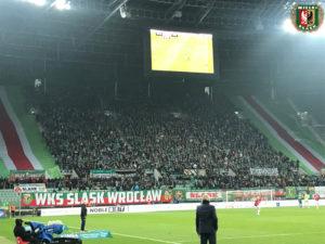 24.11.2019 r. Śląsk Wrocław - Wisła Kraków
