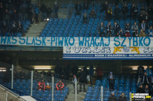 Lech Poznań – Arka Gdynia 19.12.2019 r.