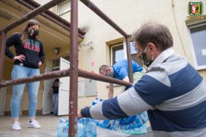 Wielki Śląsk w Domu Pomocy Społecznej przy ul. Rędzińskiej
