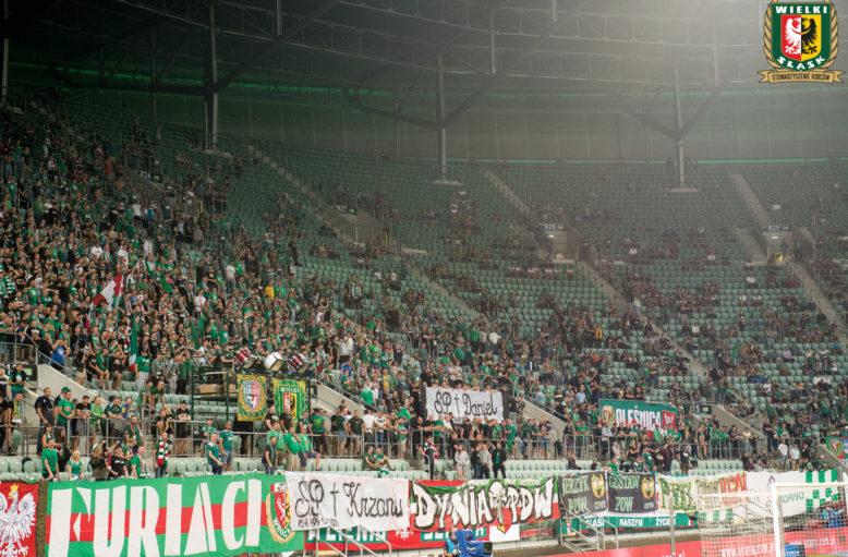 13.09.2020 r. Śląsk Wrocław - Lech Poznań