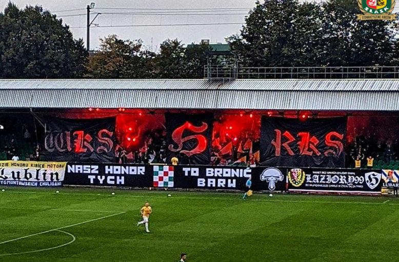 30.09.2020 r. Śląsk II Wrocław - Motor Lublin 1:1