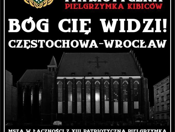 XIII Patriotyczna Pielgrzymka Kibiców